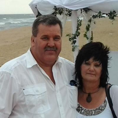 Past. Johan & Zelma Nel